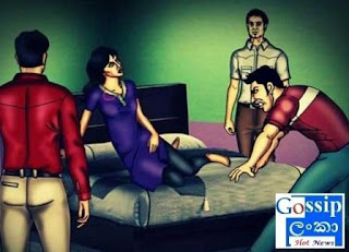 Woman who owns a beauty salon Gan Raped in Kekirawa Sri Lanka Gossip Lanka Hot News in Sinhala