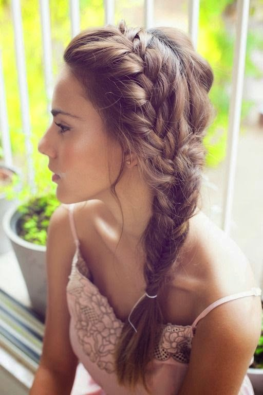 beautiful hair styles for medium hair}