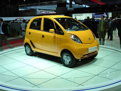 The revolution of the Indian Automobile Industry