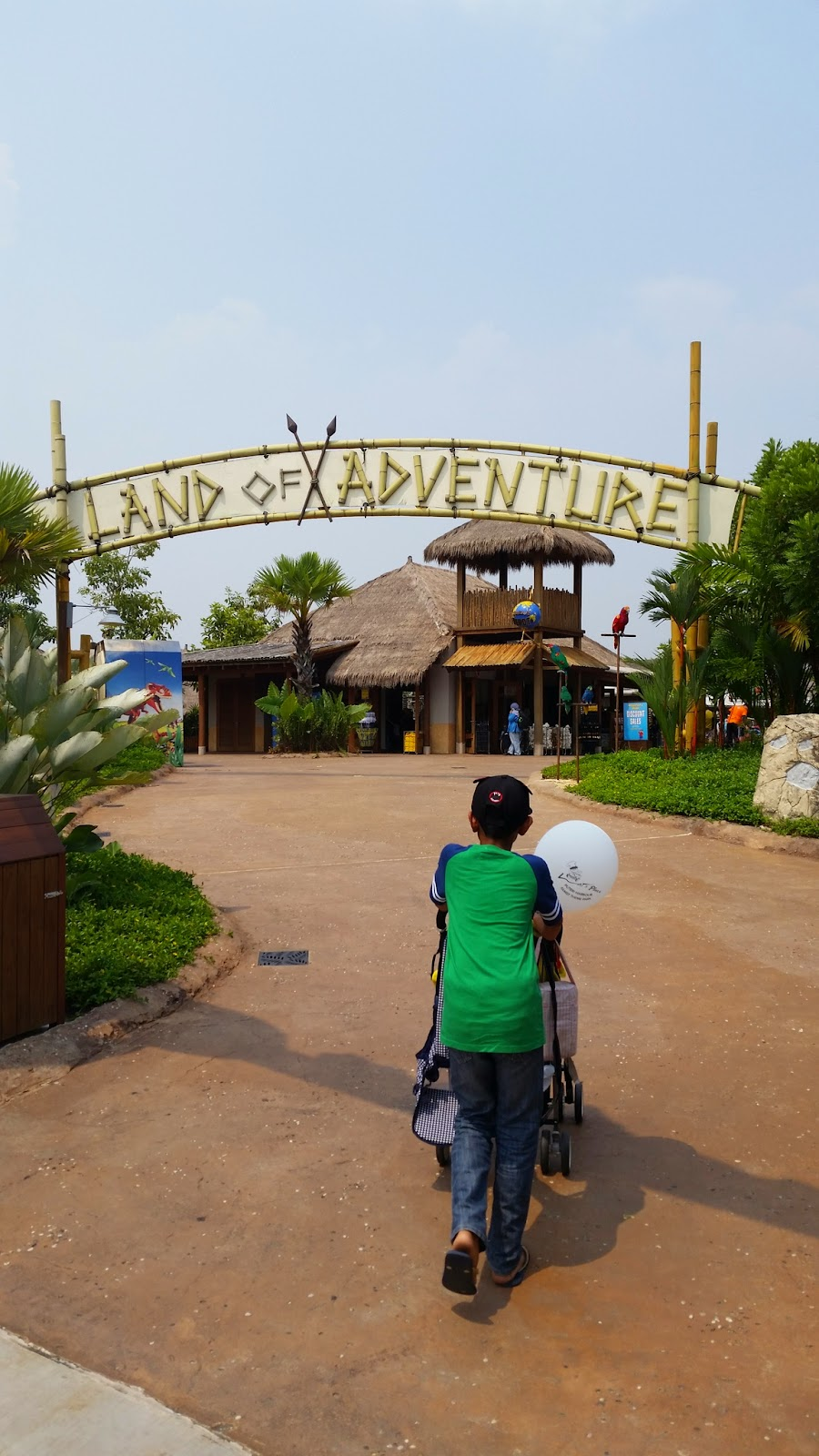 Land of Adventure, LEGOLAND