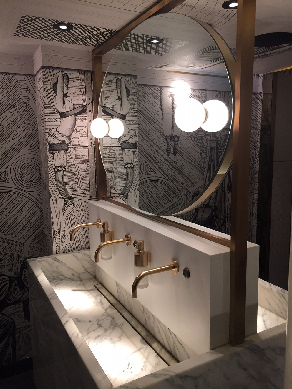 French For Pineapple Blog - Dream Bathroom Picks With C.P Hart