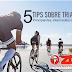 5 Consejos y tips sobre triatlón para triatletas principiantes, intermedios o avanzados
