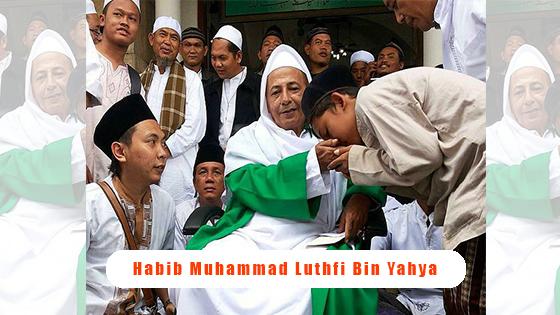 Nasehat Habib Muhammad Luthfi Bin Yahya Agar Punya Anak Shalih-shalihah