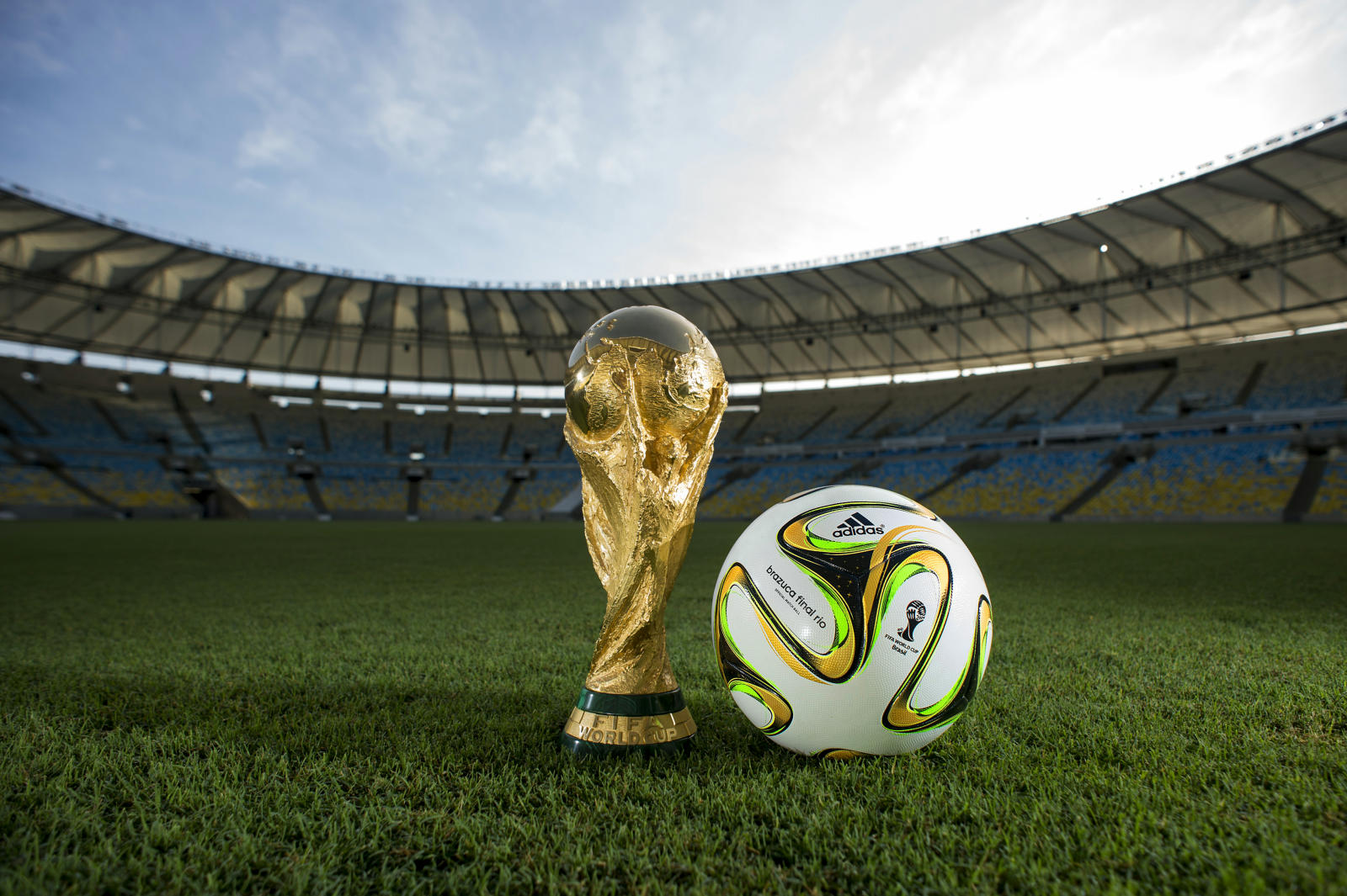 Adidas Brazuca 2014 World Cup Final Rio Ball Released ...