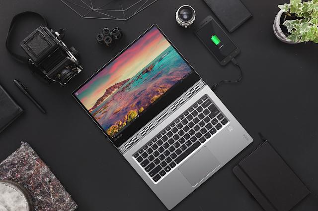 @Lenovo_Africa Pushes #Portability Envelope #Yoga910 Laptop