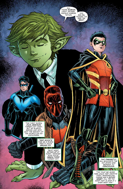 Weird Science Dc Comics Teen Titans 24 Review And -5353