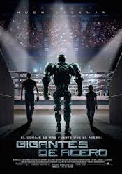 Gigantes de Acero (Acero Puro / Real Steel) (2011) español Online latino Gratis