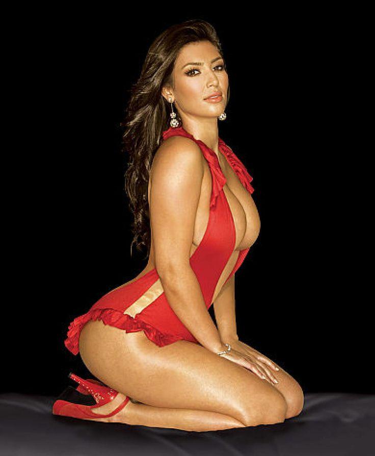 Kim Kardashian desnuda para playboy compilacion de sus desnudos