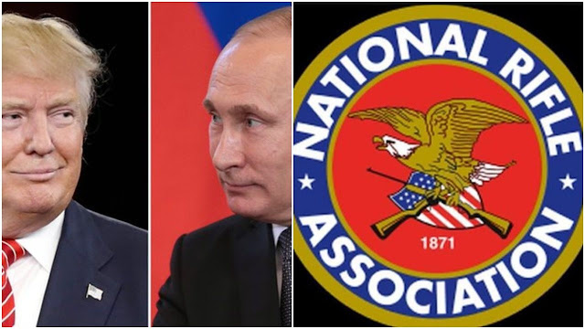 US dark money: FBi silent over Russian interference in the U.S Presidential Election