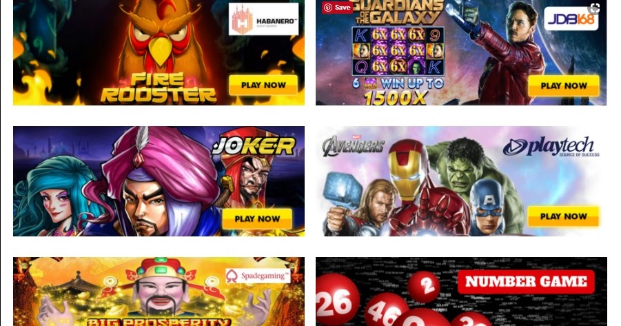 Panduan Cara Bermain JDB168 Slot Game ~ Togel212