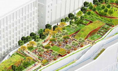 2 - Google unveils plans for its new £1billion London based Headquarters (photos)