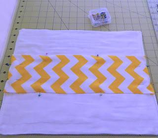 quick burp cloth tutorial - easy baby gift