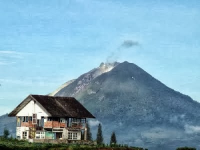 Tempat Wisata Berastagi Sumatera Utara