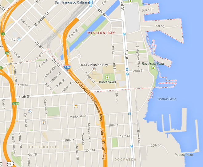 Doug Ross @ Journal: MISSION BAY MAPS: Illustrating How ...