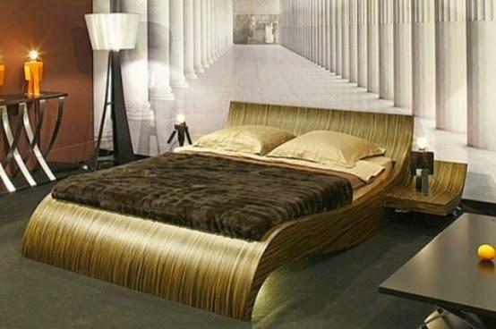 Diseño cama original