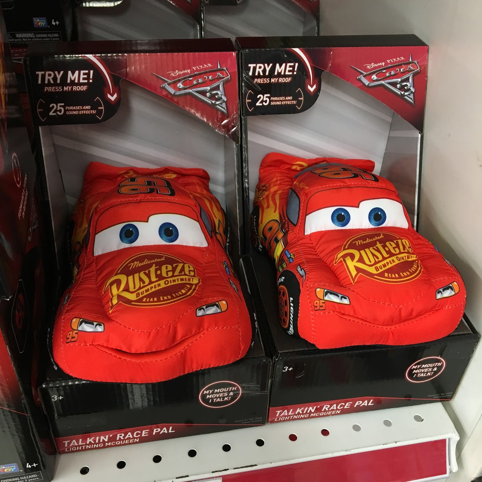 pixar cars 3 toys merchandise release 2017 toys r us