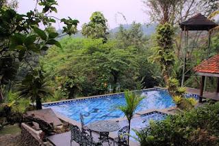 Villa di Bogor Yang Ada Kolam Renang