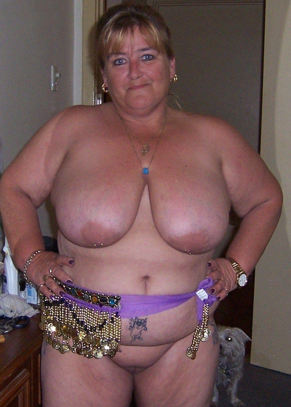 Fat Granny Naked Pictures