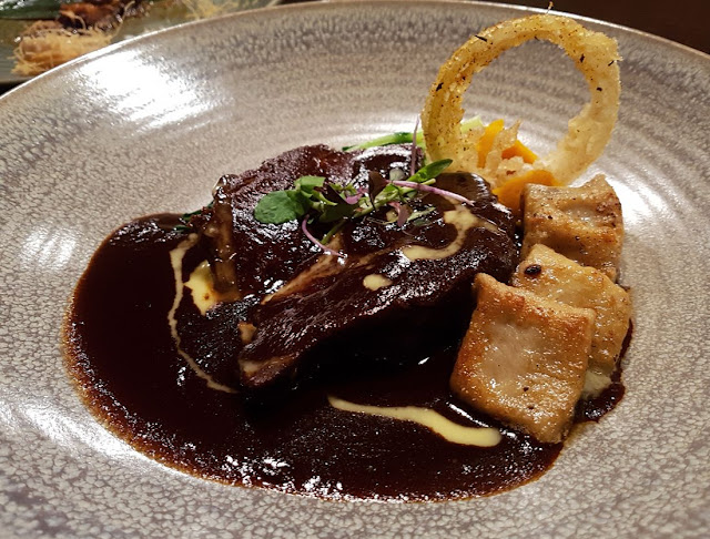 Tatsumi, Newmarket, New Zealand, beef cheek