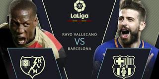 برشلونة رايو فاليكانو مباشر