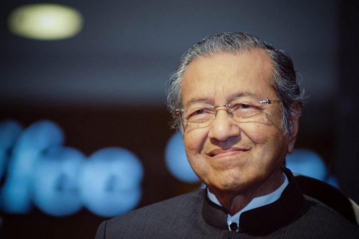 Tun Mahathir, Perdana Menteri Tertua di Dunia