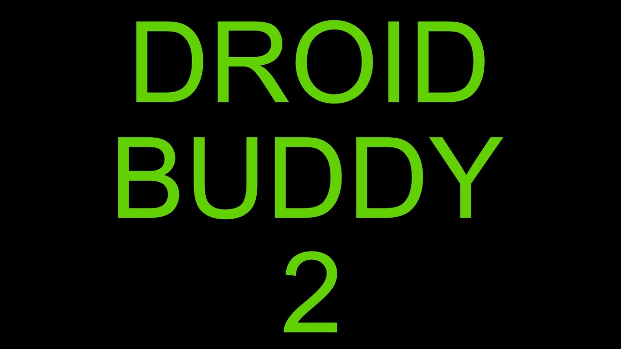 Droid BUDDY 2 apk new version Live TV Free On Android 2018