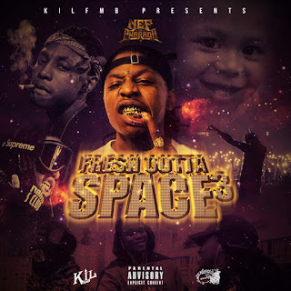 Nef The Pharaoh - Fresh Outta Space 3 (2016) - Album Download, Itunes Cover, Official Cover, Album CD Cover Art, Tracklist