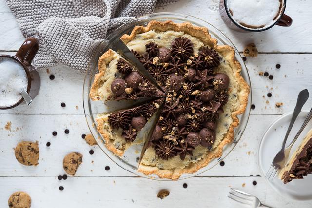 Die Amerikaner Sind Ja Ganz Kreativ Was Rezept Ideen Mit Cookie Dough  Angeht. Und Es Gibt Richtige Shops, In Denen Keksteig In Vielen  Unterschiedlichen ...