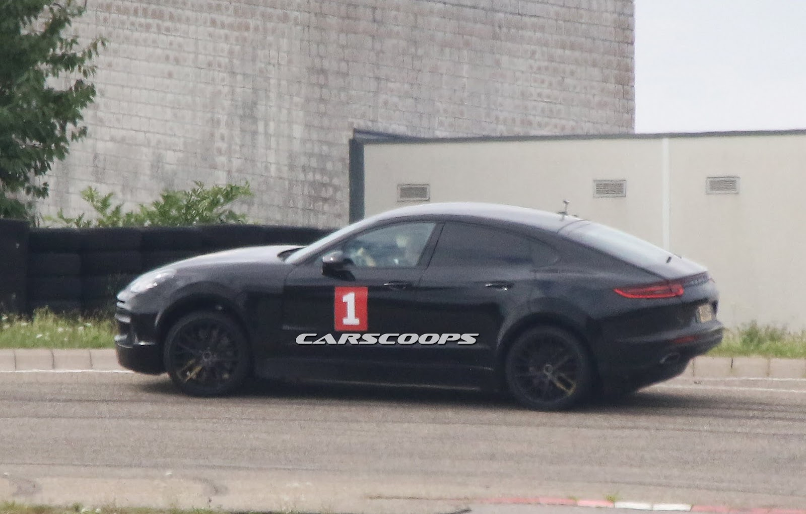 Scoop Ugly Mule Proves Porsche Working On New Cayenne Suv