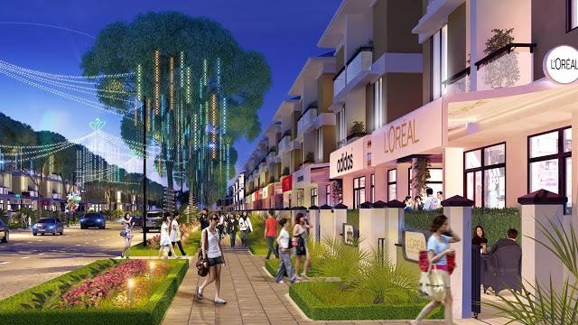 Tiện ích dự án An Phú Shop Villa Dương Nội