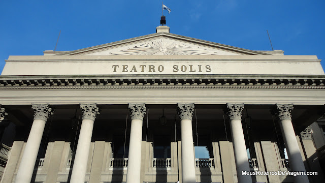 Teatro Solís - Montevidéu, Uruguai
