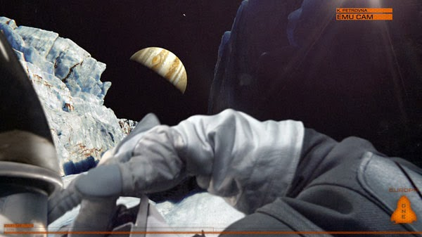 Europa Report, directed by Sebastian Cordero