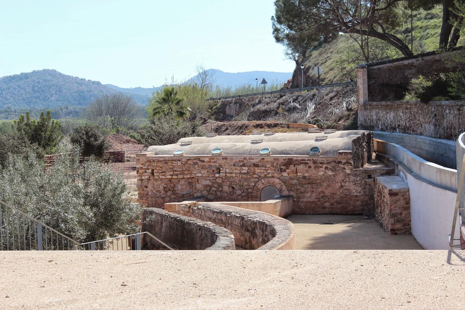 baños árabes de Torres-Torres