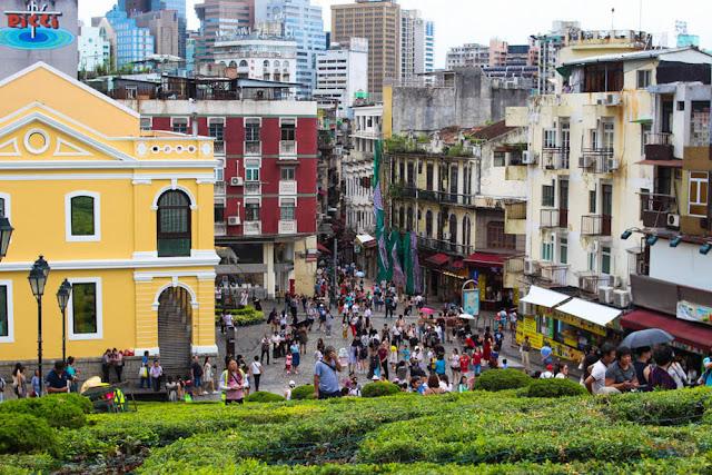 Monte Fort, Macau