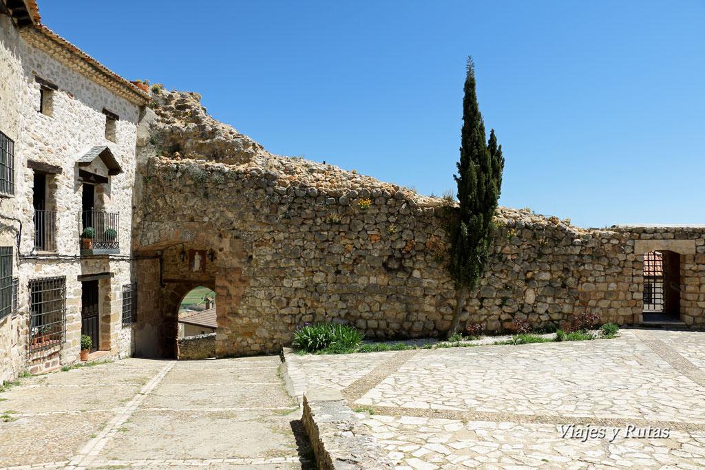 Arco de la Virgen, Atienza