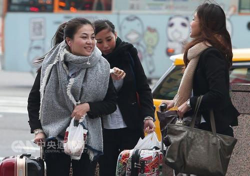 Suhu Yushan Pagi Ini Minus 2,4 Derajat Celsius, Berikut Berita Cuaca Kawasan lain Di Taiwan