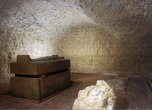 The Ancient Egypt Kv47 Tomb Of Siptah Part 25