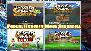 Join Forum Harvest Moon Indonesia