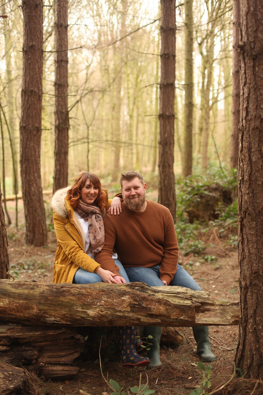 engagement photos newmillerdam