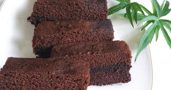 Resep Cake Kukus Hesti Kitchen: Resep Brownies Kukus Ala Amanda Lembut Enak