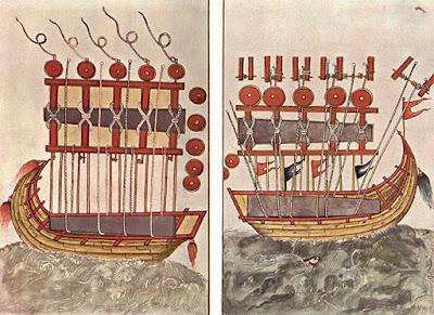 Illustration from Sirat-i-Firuz Shahi