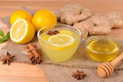 Se débarrasser de la graisse abdominale avec le gingembre