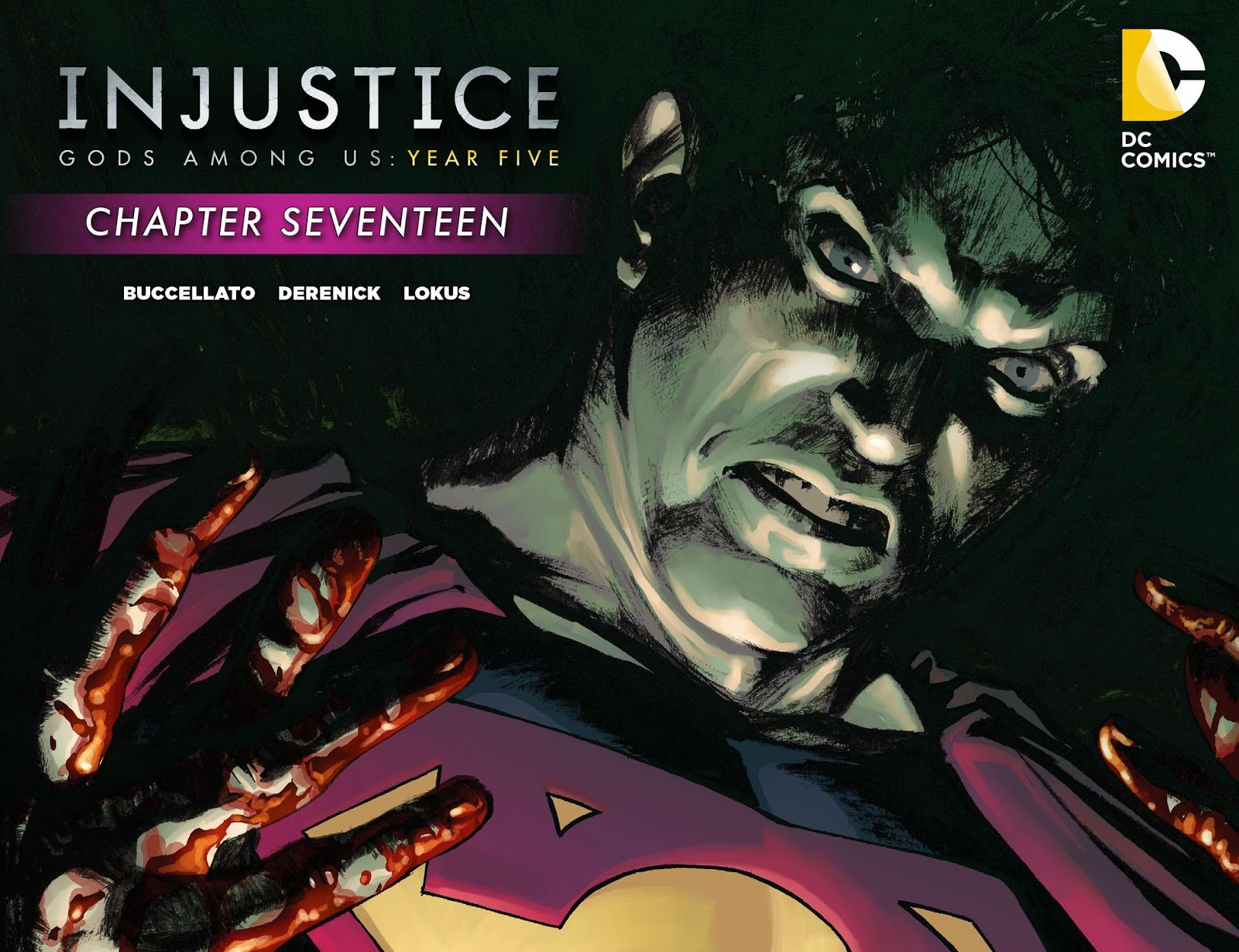 Weird Science Dc Comics Injustice Gods Among Us Year Five Chapter 17 Review