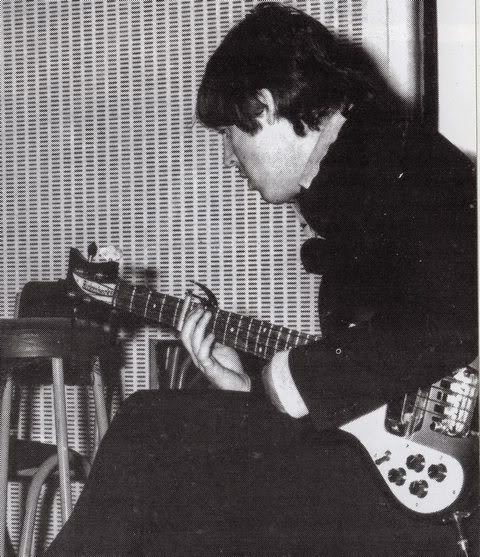 While Not Definitive It Has Been Reported That The Rickenbacker Was Used On Rubber Soul Track Think For Yourself By George As Well 1965