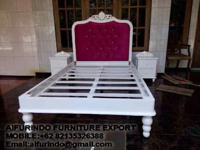 Indonesia Furniture,Aifurindo Sell Duco Bed Indonesia Furniture and Bedroom French style for interior classic Duco Furniture