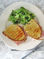 Croque Monsieur - by https://syntages-faghtwn.blogspot.gr