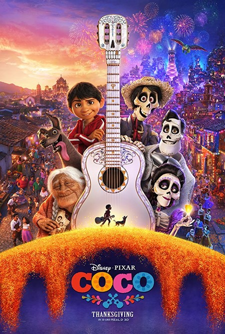 Coco-Olaf (2017) วันอลวน วิญญาณอลเวง