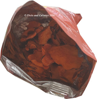 M&S Eat Well Spicy Chorizo Flavour Sweet Potato Snacks