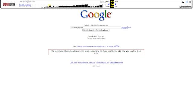 web archive google