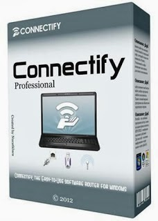 Connectify Hotspot Crack 2018 Pro + Lifetime License key Updated